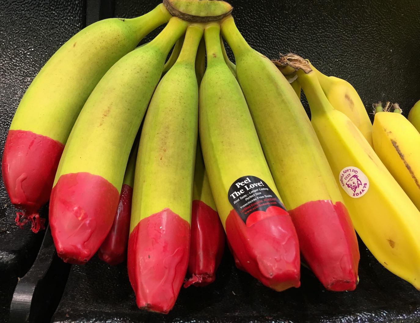 banana-waxed